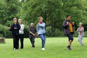 """Marche Xixi Hu """"Un pas pour la santé"""" (9/12)"""