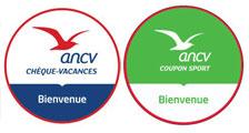 Logos Chèques vacances et Coupons sport